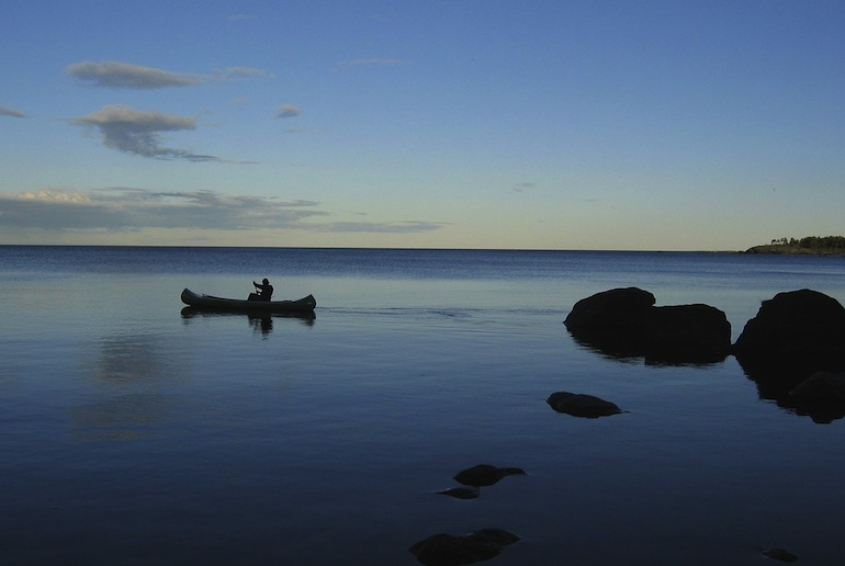 With 8000 islands, the Bohuslän coast is Sweden is ideal for canoeing