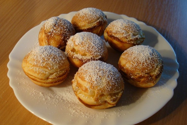 Doughnuts and coffee or mulled wine are a good way to embrace hygge in Denmark