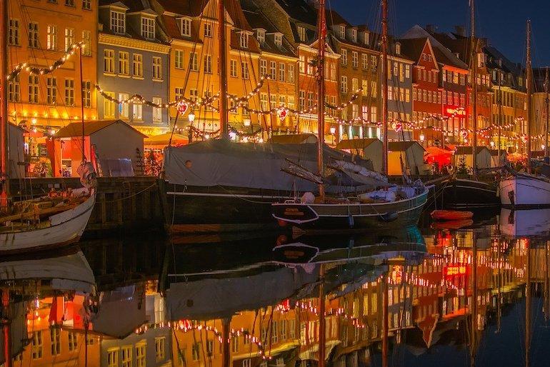 Nyhavn is the quintessence of hygge in Copenhagen