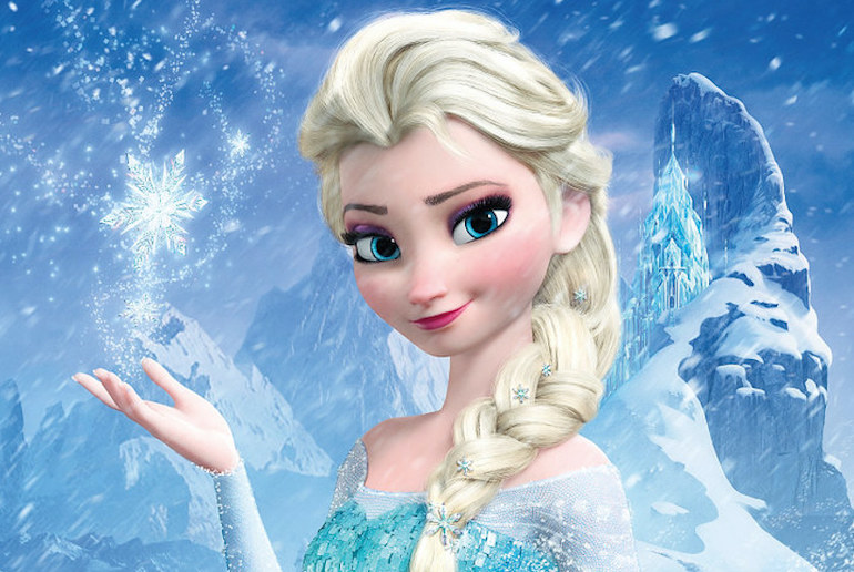 Elsa is one of the most popular names for Swedish girls.