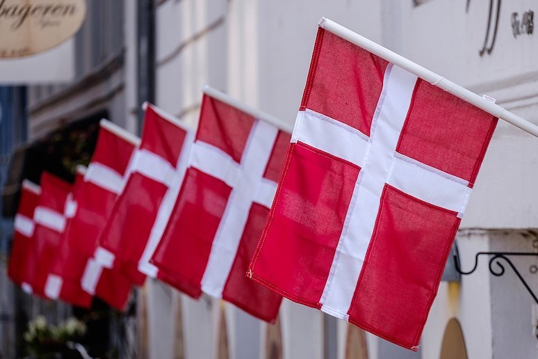 Denmark's is the oldest of all the national flags of scandinavia