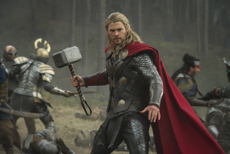 Thor, one of best-known Norse names for boys.