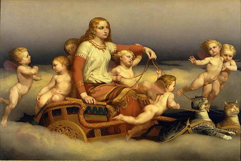 Freyja is a popular Old Norse name for girls