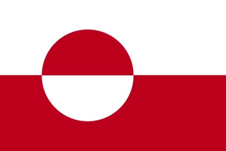 Greenland is only flag of Scandinavia that doesn't have the Nordic Cross