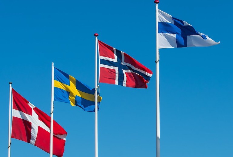 Check out all you need to know about the flags of the Scandinavian nations