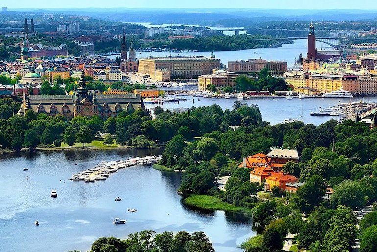 Why is Stockholm syndrome called after Stockholm?