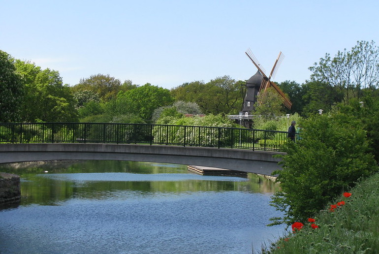 Malmo has loads of parks that are free to visit