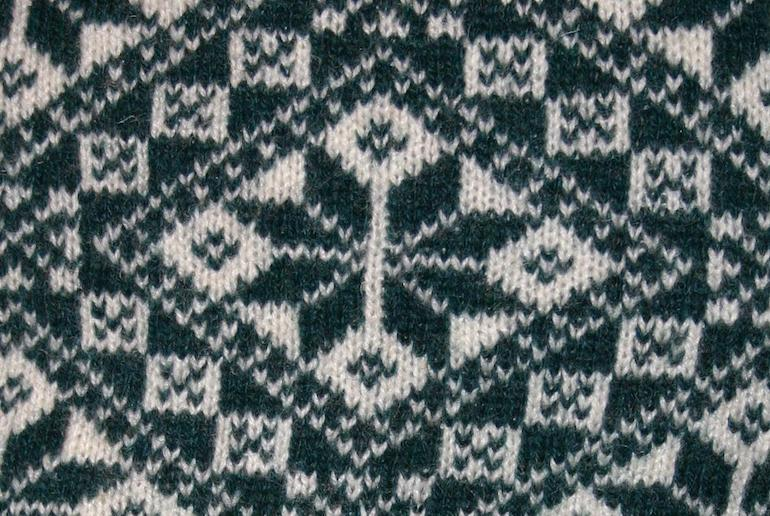 Norwegian knitted jumpers